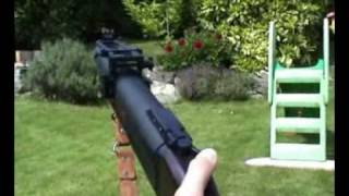 M79 Airsoft grenade launcher (King Arms)