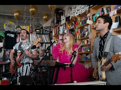Download Charly Bliss: NPR  Tiny Desk Concert Mp4 baru