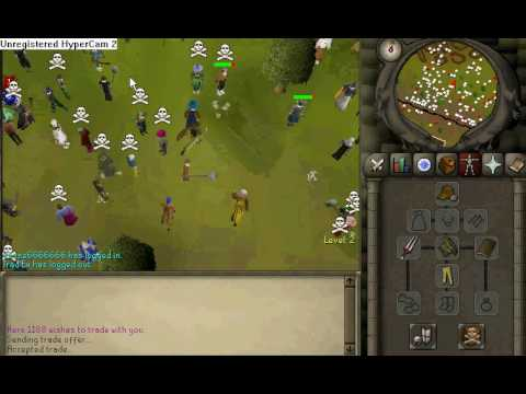 e-hero pic1 pks on runescape Video
