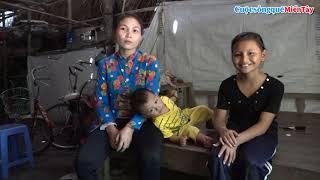 Thổi cúm núm mà vợ chồng quen nhau, Thăm gia đình Chị Kim Hổ   CSQMT 11/7/2019