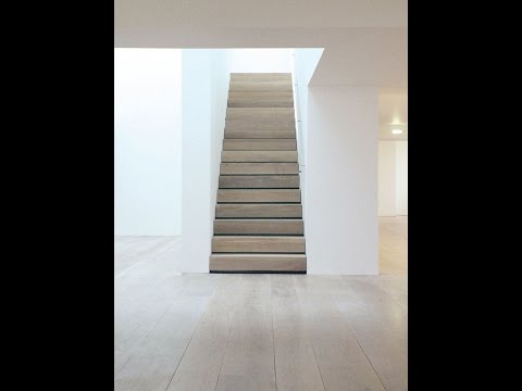 recouvrir un escalier bois youtube. Black Bedroom Furniture Sets. Home Design Ideas