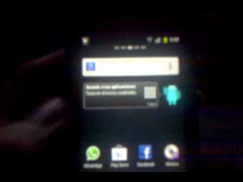 Android 2.2.9 Xperia X8