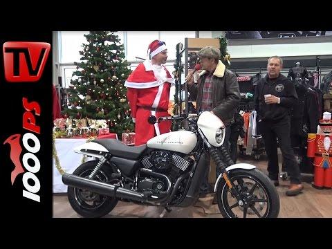 Harley Davidson Street 750   Umbau, Custom, Z�ndwerk