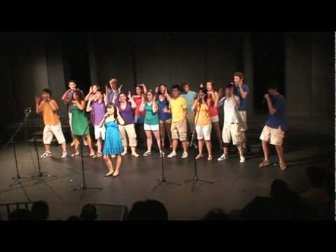 The Unaccompanied Minors - Oh No! - a cappella