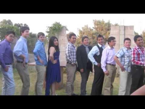 Mexico Exchange 2014  (Germantown Friends School - Escuela Secundaria Téchnica Numero 1) - 03/25/2014