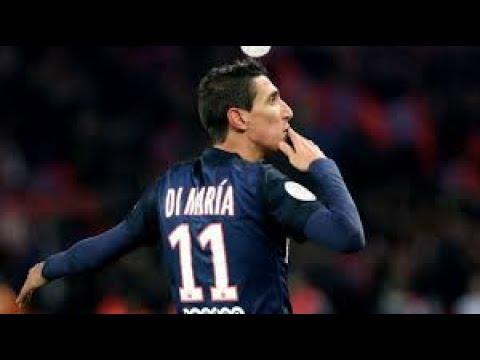 Ángel Di María - Dribbling ● Skills ● Goals 2014/2015 | Welcome to PSG