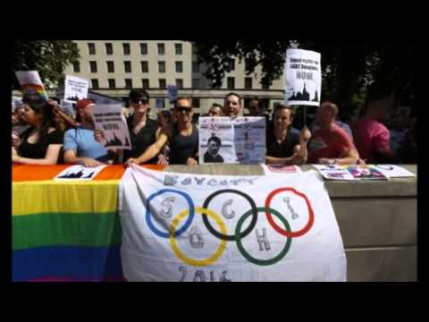Russia enacts anti gay adoption ban - 15 February 2014