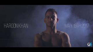 haroon khan boxer