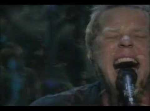 Metallica - Nothing Else Matters (Live) Video