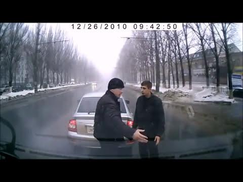 rabia y peleas en las carreteras rusas