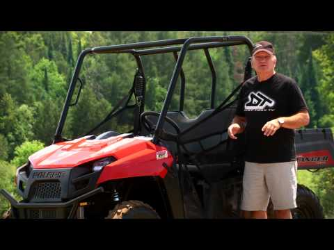 UTV Reviews: Ranger 500 EFI