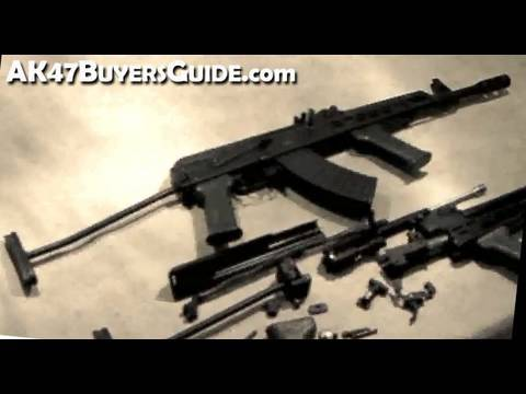AMD-65 (Hungarian AK47) Parts Kit Review