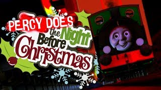 Percy Does the Night Before Christmas