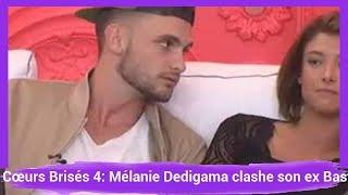 La Villa des Cœurs Brisés 4: Mélanie Dedigama clashe son ex Bastien Grimal !