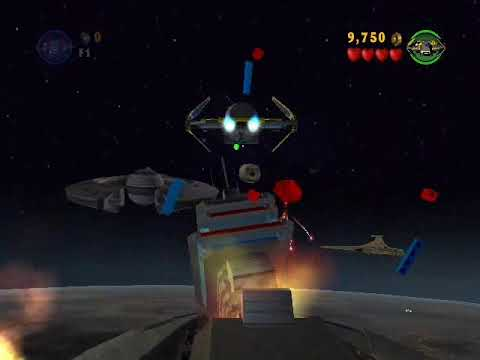 LEGO Star Wars: The Video Game Campaign Part 9