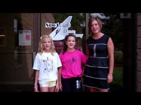 Dance Moms Brooke and Paige Hyland