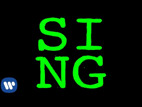 Ed Sheeran - SING [Official Audio]