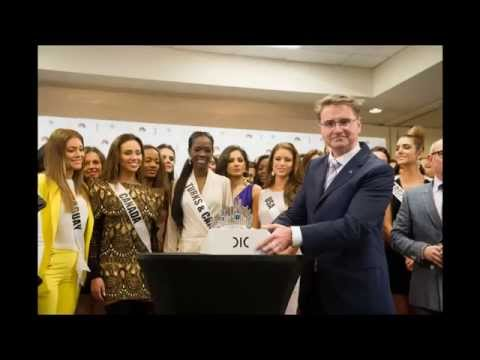 Miss Universe 2015 - Unveils new crown