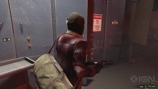 GTA 5s First Mission in First Person  IGN Plays