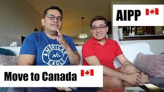How to Immigrate to Canada through AIPP | English Vlog