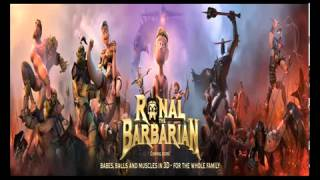 RONAL THE BARBARIAN BARBARIAN RHAPSODY SOUNDTRACK