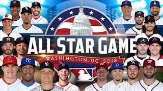2018 ALL STAR GAME (MLB the Show 18)