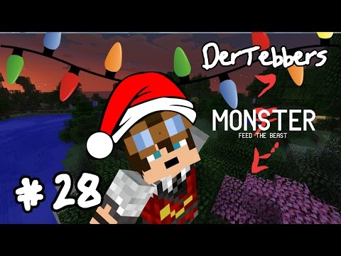 Minecraft FTB Monster - Christmas Special Part 1