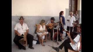 Cuba Music at the street