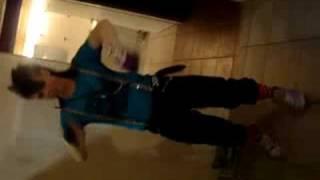drunken dance with ANNA