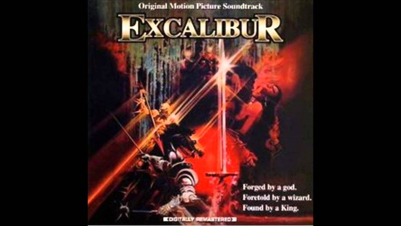 Excalibur movie wedding
