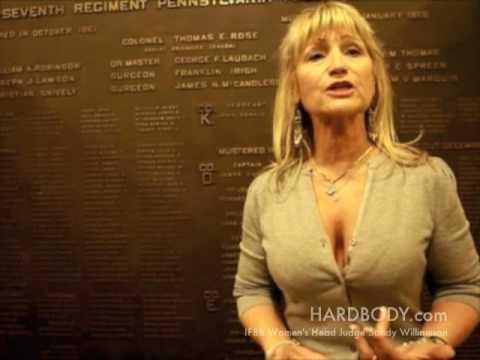 IFBB Women's Head Judge Sandy Willamson Talks Bikini with Hardbody.com