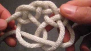 How to Tie the Celtic Tree of Life Knot by TIAT