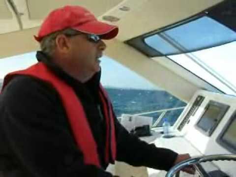 Riv 4800 Offshore - Melb To Sydney
