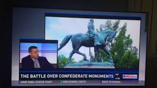 """""""Destroy The Confederacy"""" Houston Promises Extreme Violence Saturday In Black Houston"""