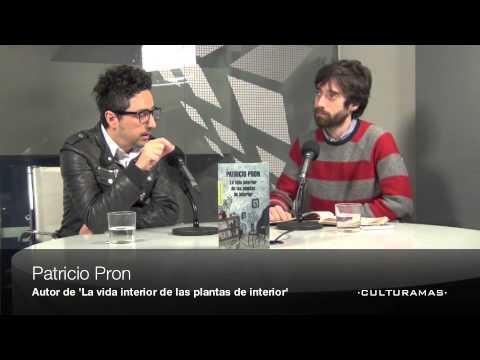 Patricio Pron Autor De 'la Vida Interior De Las Plantas De Interior'. 15-3-2013 video