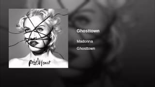 Madonna Video - Ghosttown