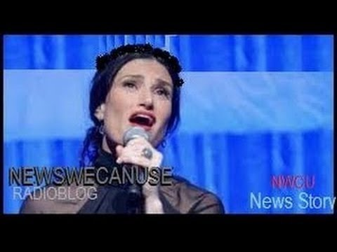 IDINA MENZEL 2014 OSCARS PERFORMANCE!!!!? 'Let it Go' ..(  News Story/ Review)