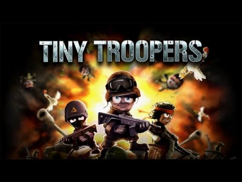 Official Tiny Troopers Launch Trailer