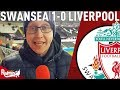 Never Looked Like Winning.. | Swansea v Liverpool 1-0 | Chris' Match Reaction