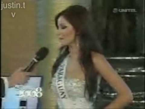 Gabriela Rejala -Miss World Paraguay