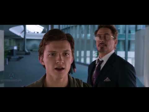 Spider-Man: Homecoming Ending Scene thumbnail