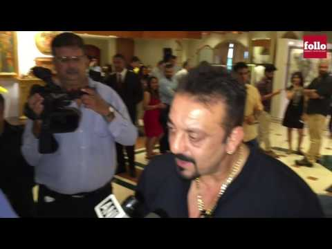 Sanjay Dutt Reveals His Plans For Future!