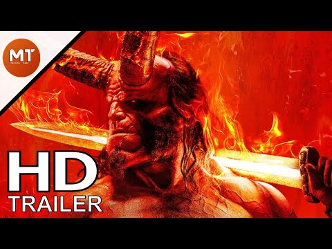 Hellboy Rise Of Blood Queen Teaser 2019 Movie Dd Harbour