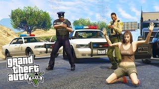 GTA 5 PC Mods - PLAY AS A COP MOD #5! NEW GTA 5 LSPDFR Police Mod Gameplay! (GTA 5 Mod Gameplay)