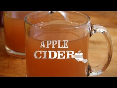 Homemade Apple Cider   Thirsty For...