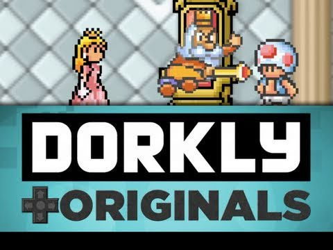 Dorkly Bits - Mushroom King
