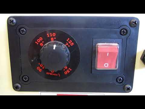Обзор шлифовально-полировального станка (Wetstone Sharpener) JET JSSG-10