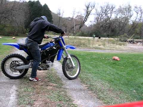48V electric dirt bike