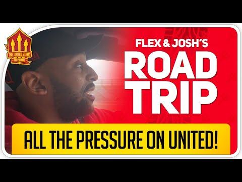 Manchester United vs Tranmere | FA Cup Road Trip