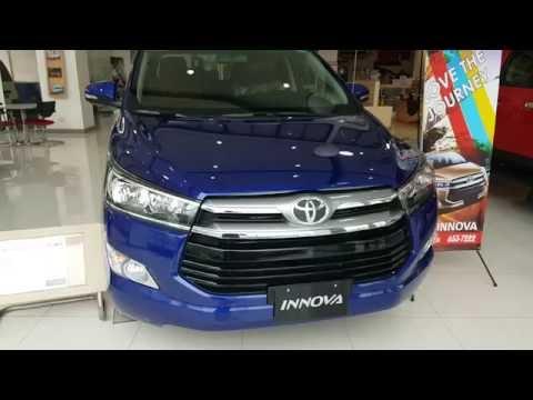 Toyota Innova 2016 Manila